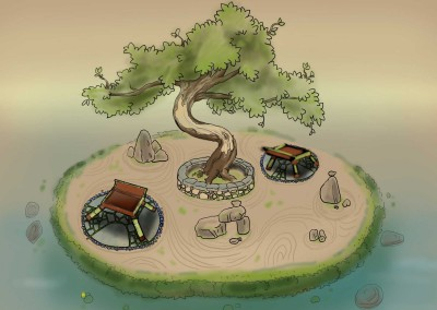 Mahjong Island